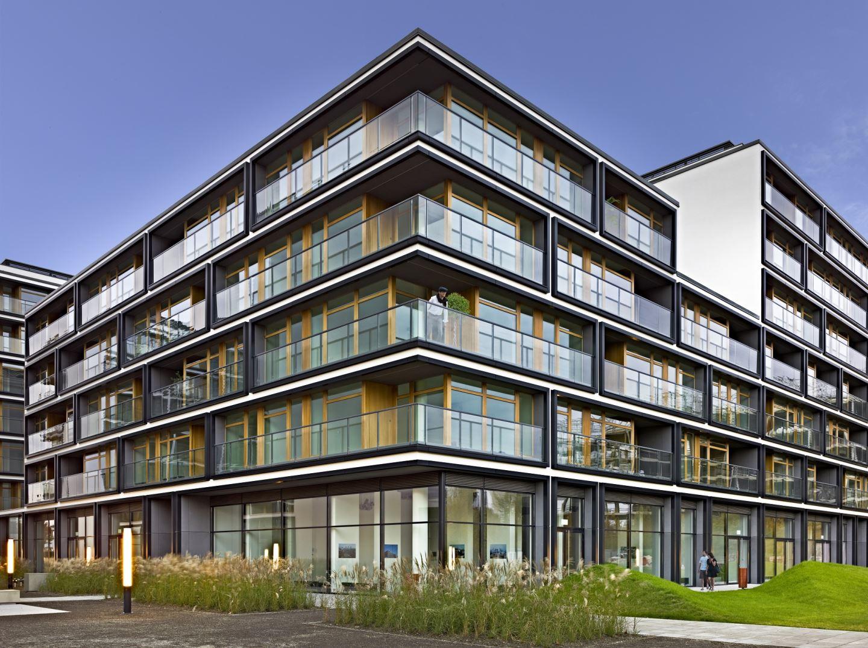 Inwestycja mieszkaniowa 19Dzielnica