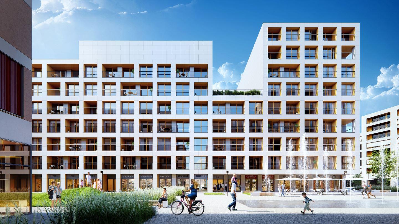 Mieszkania deweloperskie – etap IV w 19Dzielnica