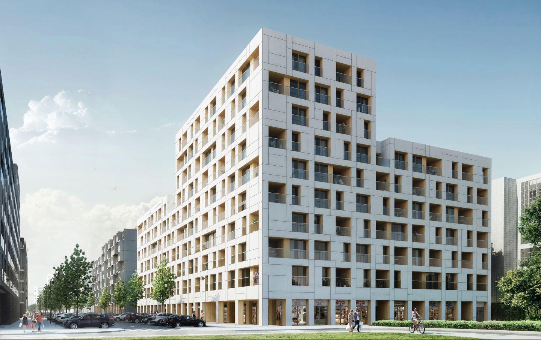 Nowy budynek inwestycji – 19Dzielnica