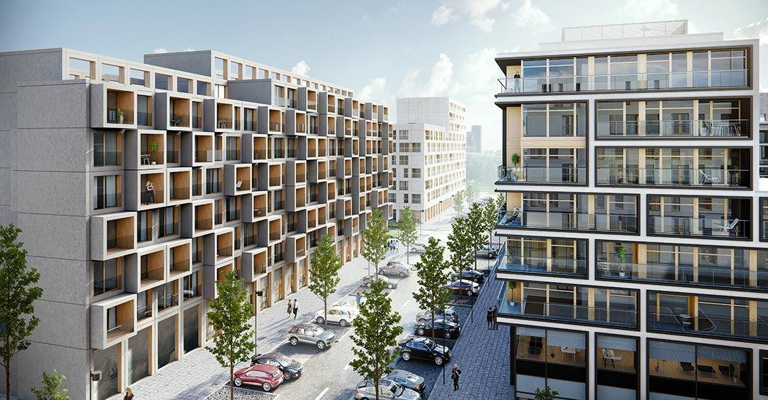 19Dzielnica – gotowe mieszkania
