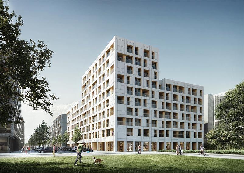 19Dzielnica – mieszkania na rynku pierwotnym