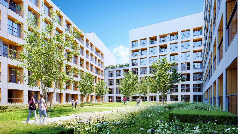 Gotowe mieszkania w 19Dzielnicy na Woli – IV Etap